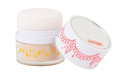 Fairydrops Vanilla Puff Mineral Powder    