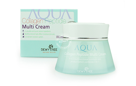 Dewytree Aqua Collagen Peptide Multi Cream 80ml.   