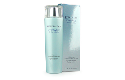 Estee Lauder CyberWhite Brightening Moisture Lotion 200 ml.   
