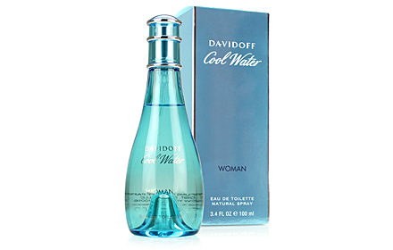 DAVIDOFF Cool Water Women 100 ml.  
