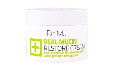 Dr.MJ Real Mucin Restore Cream   