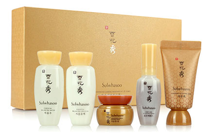 Sulwhasoo Concentrated Ginseng Renewing Kit(5 )   