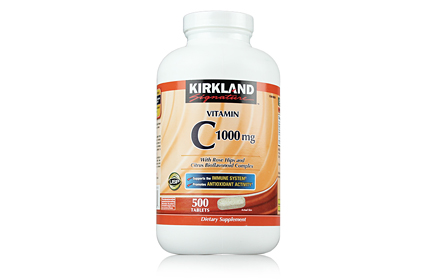 Kirkland Vitamin C 1000 mg    
