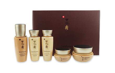 Sulwhasoo Time Treasure Kit 5 items    