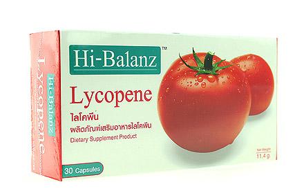 Hi-Balanz Lycopene เผยผิวสวยใสอมชมพู ด้วยผลิตภัณฑ์สารสกัดมะเขือเทศเข้มข้น มีไลโคพีนสูง