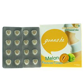 ซื้อ 1 แถม 1 ฟรี!Gonna be Tablet Melon 8g