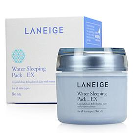 Laneige Water Sleeping Pack_EX เติมความชุ่มชื่นสู่ผิวอย่างมีประสิทธิภาพ คืนชีวิตชีวาและความกระจ่างใส
