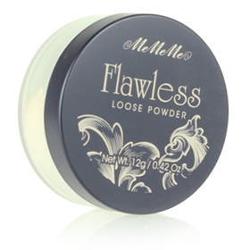 MeMeMe Flawless Loose Powder #Translucent 12g