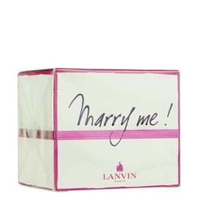 Marry Me Eau de Parfum ขนาดปกติ 30ml.สำหรับผู้หญิงน้ำหอมโรแมนติคกลิ่นดอกไม้สดชื่นช่วยให้รู้สึกผ่อนคลาย