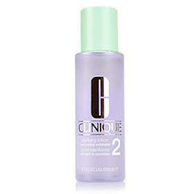 Clinique  Clarifying Lotion Twice A Day (2) 200 ml.