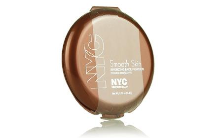 NYC Smooth Skin Bronzing Face Powder #720A Sunny เป็น MUST HAVE ITEM จาก Momay Favorite บรอนเซอร์ปรับหน้าเรียว ทำเฉ�