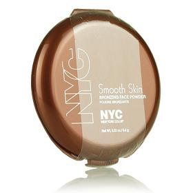 NYC Smooth Skin Bronzing Face Powder #720A Sunny เป็น MUST HAVE ITEM จาก Momay Favorite บรอนเซอร์ปรับหน้าเรียว ทำเฉดดิ้ง