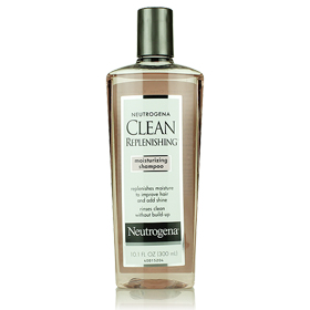 Neutrogena Clean Replenishing Moisturizing Shampoo 300ml