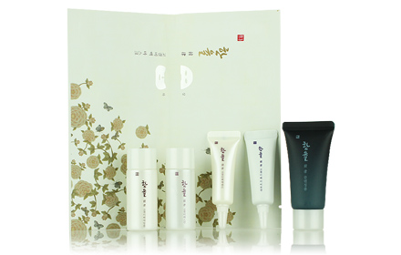 HANYUL Rich Effect Whitening Set 6 ชิ้น
