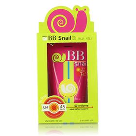 SHIRORA BB Snail Whitening & Restoreing Body Cream SPF45++ 100ml