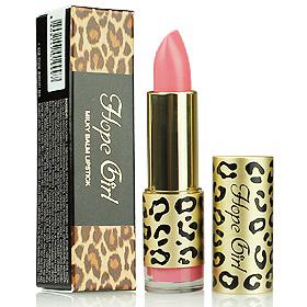 Hope Girl Milky Balm Lipstick #PK207 Princess Pink