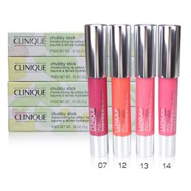 Clinique Chubby Stick Moisturizing Lip Colour Balm #Curvy Candy 14