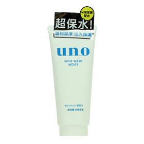 Shiseido UNO Whip Wash Moist (White)โฟมล้างหน้าพลังดึงดูดแบบแม่เหล็ก ช่วยขจัดความมันและสิ่งสกปรกจนคุณรู้สึกได้