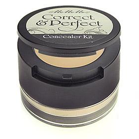 MeMeMe Correct & Perfect Concealer Kit 4.5g #Buff