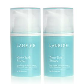 แพ็คคู่ Laneige Water Bank Essence 15ml