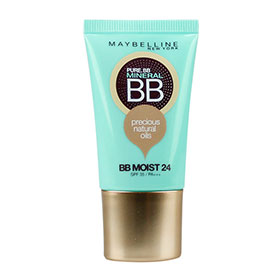 Maybelline Pure.BB Mineral 8 in 1 Improving BB Moist 18ml