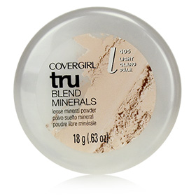 Covergirl TruBlend Mineral Loose Mineral Powder 18g #405