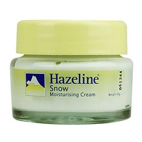 Hazeline Snow Moisturising Cream 50g