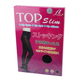 Ft Healthy Top Slim #Black ถุงน่องลดขาเรียว กระชับพุง เอว ก้น  ครั้งแรกที่คุณใส่คุณจะรู้สึกมั่นใจ ยอดฮิตจากญี่ปุ่น