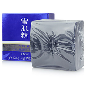 Kose Sekkisei Clear Facial Soap 120g (Refill)