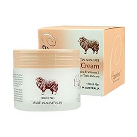 Careline Placenta Cream with Collagen & Vitamin E 100ml