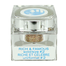 Lit Glitter Color  Rich & Famous 4g.