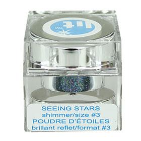 Lit Glitter Color Seeing Stars 4g.