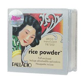 Palladio Rice Powder #Translucent (RP02) แป้งฝุ่นเนื้อเนียนละเอียด สุดโด่งดังในอเมริกา สำหรับผิวขาว