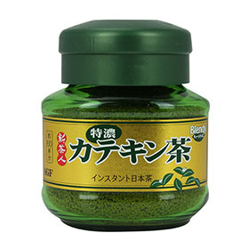 AGF Blendy Matcha Green Tea Powder Gold 100ml