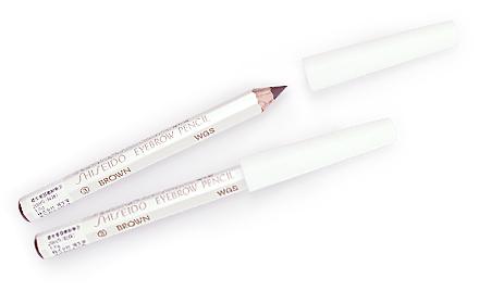 แพ็คคู่ Shiseido Eyebrow Pencil #3 Brown ดินสอเขียนคิ้วสีน้ำตาลเข้ม ให้ความเป็นธรรมชาติ