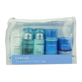 Laneige New Essential Care Trial Set_Light 6 Items