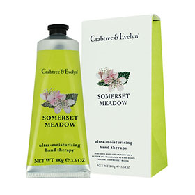 Crabtree&Evelyn Somerset Meadow Ultra-Moisturising Hand Therapy 100g