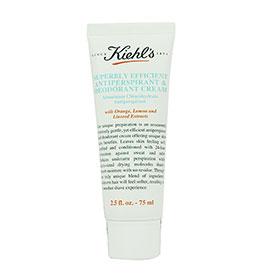 Kiehl's Superbly Efficient Antiperspirant & Deodorant Cream 75ml