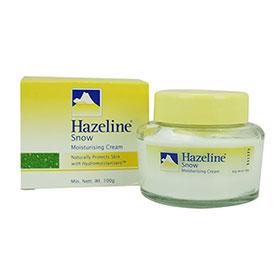 Hazeline Snow Moisturising Cream 100g
