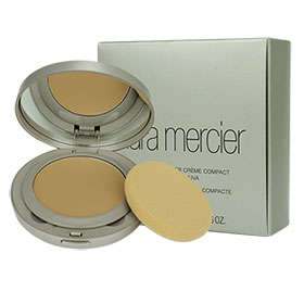 Laura Mercier Tinted Moisturizer Creme Compact SPF20 UVB/UVA 7.5g #Nude