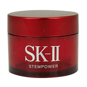 SK-II Stempower 15g มอยเจอร์ไรเซอร์บำรุงผิวสูตรทรงประสิทธิภาพจาก SK-II ช่วยลดเลือนริ้วรอยก่อนวัย ให้ผิวดูสวยสมบูรณ์แบบ