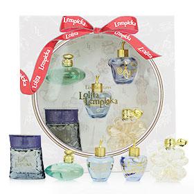 Lolita Lempicka Perfume Set เซ็ตน้ำหอมสุดหรูชุดพิเศษจาก Lolita Lempicka ที่รวมคอลเลคชั่นน้ำหอมกลิ่นยอดฮิตทั้ง 5 สูตรไว้ด้วยกัน