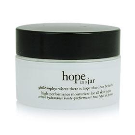 Philosophy Hope in a Jar High-Performance Moisturiser For All Skin Types 15ml