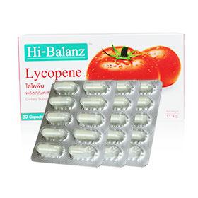 Hi-Balanz Lycopene เผยผิวสวยใสอมชมพู ด้วยผลิตภัณฑ์สารสกัดมะเขือเทศเข้มข้น มีไลโคปีนสูง