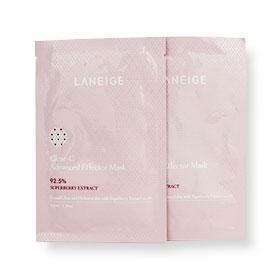 แพ็คคู่ Laneige Clear - C Advanced Effector Mask Sheet (23ml x2)