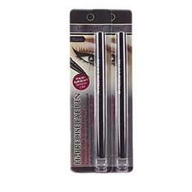 แพ็คคู่ Lifeford Hi-Precis Eye Pen Black อายไลเนอร์ชนิดปลายพู่กัน เขียนง่าย แห้งเร็ว ไม่เป็นคราบ ติดทนนาน 24 ชั่วโมง