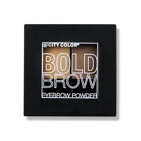 City Color Bold Brow eyebrow Powder #Medium