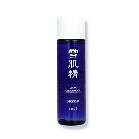 Kose Sekkisei Clear Cleansing Oil 35ml