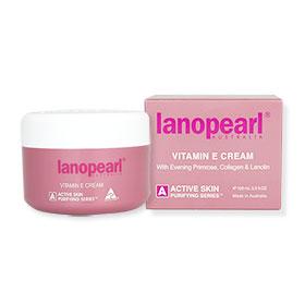 Lanopearl Vitamin E & EPO Cream 100g