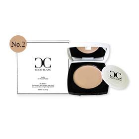 Coco Blanc Aura CC Pressed Powder SPF30/PA++ #2